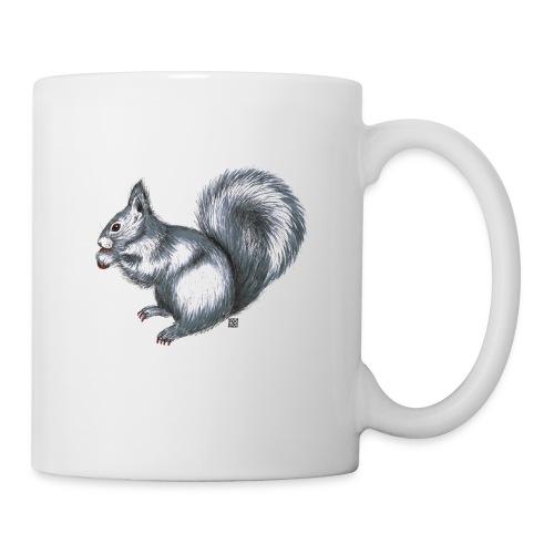 Eichhörnchen - Tasse