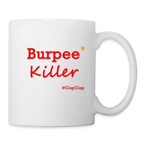 Burpee Killer Stern - Tasse