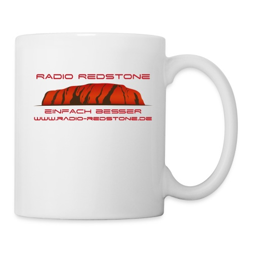 radio redstone logo url png - Tasse