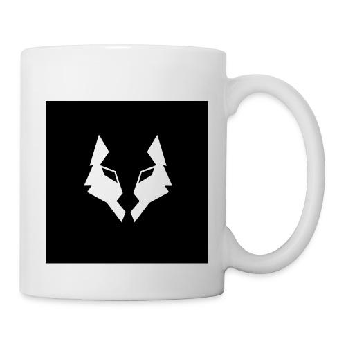La Meute Big Logo - Mug blanc