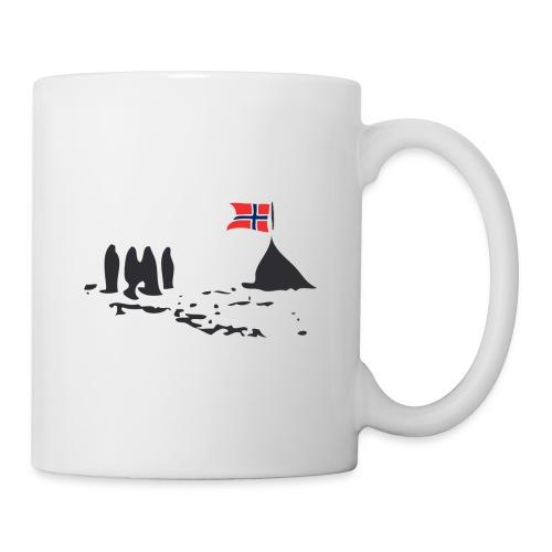 amundsen png - Mug