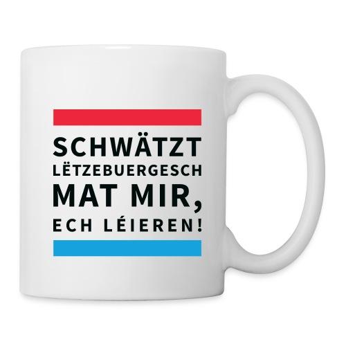 Schwätzt Lëtzebuergesch - Mug