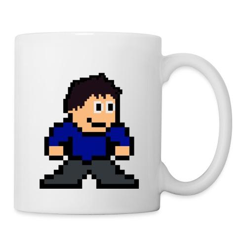 Logo_YouTube - Mug blanc