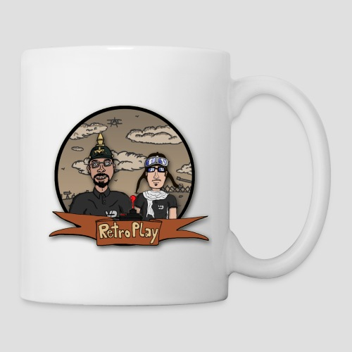RetroPlay_WW1 - Tasse