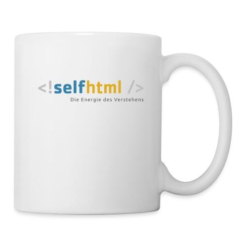 selfhtml Logo 3402x1020 gif - Tasse