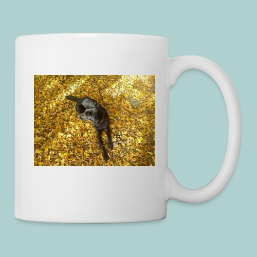 Kaline im goldenen Herbst - Tasse