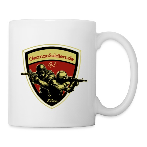 GermanSoldiers Clan 4 - Tasse