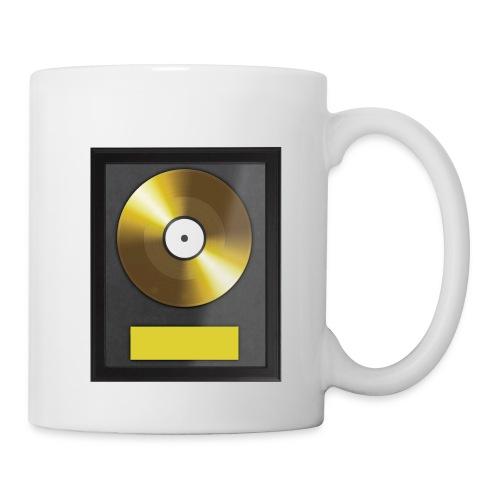 Goldene Schallplatte - Tasse