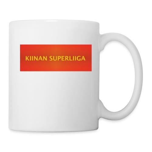 Kiinan Superliga - Mug