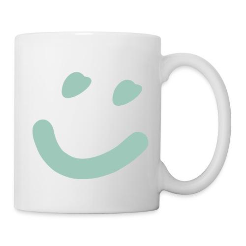 glücklich Smiley - Tasse
