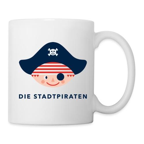 SP Logo Pirat NEU - Tasse