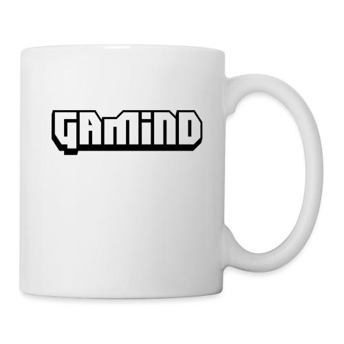 Gamind_Noir - Mug blanc