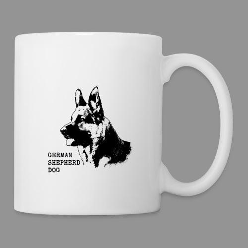 German Shepherd Dog - Mug