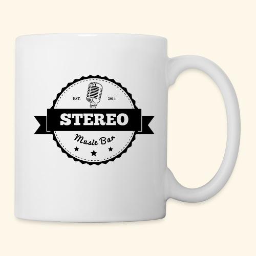 Stereo Retro Design - Tasse