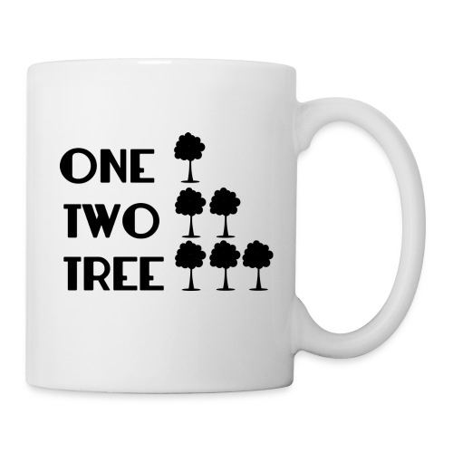 ONE-TWO-TREE-SF - Taza
