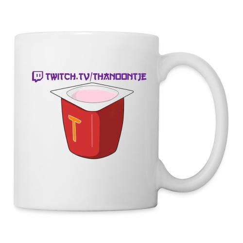 Snapback Thanoontje logo - Mug