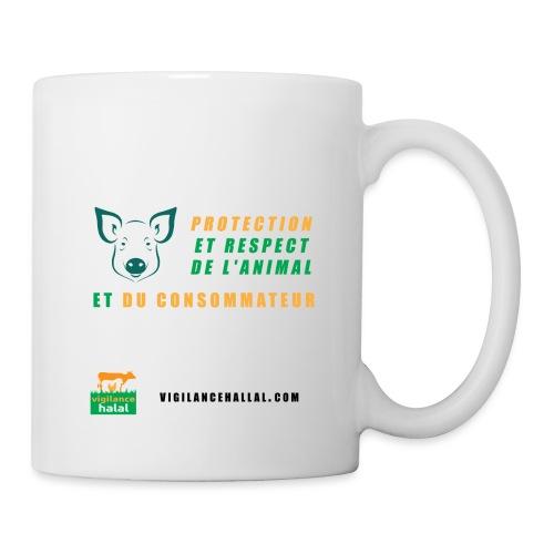 protection-cochon - Mug blanc