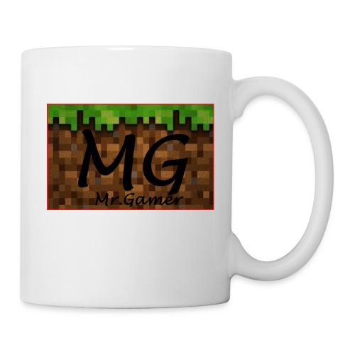 mr.gamer - Tasse