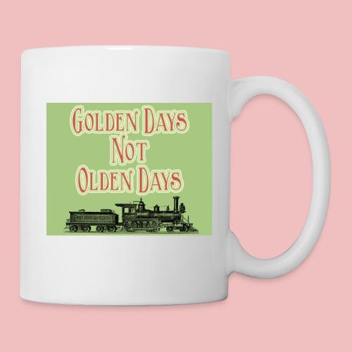 Golden Days - Mug