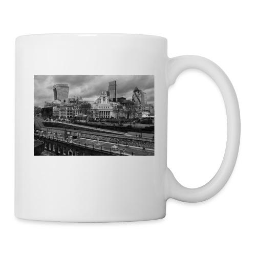Londres passé et présent - Mug blanc