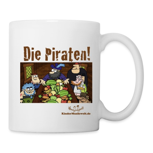 Piraten 1 Kombüse - Tasse