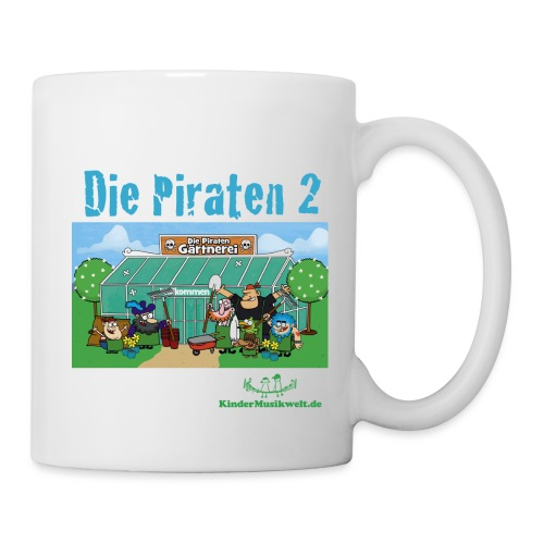 Piraten 2 Gartencenter - Tasse
