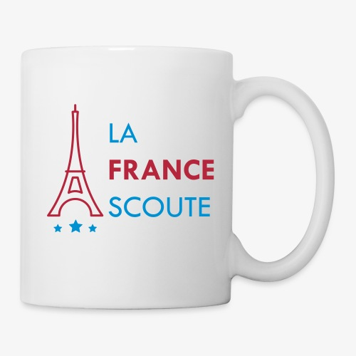 Eiffel Scout - Mug blanc