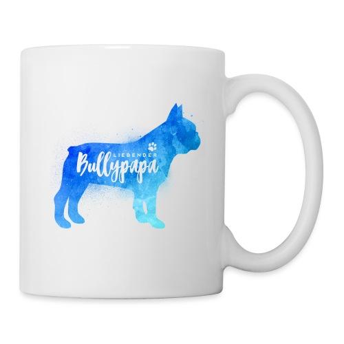 Liebender Bullypapa - Französische Bulldogge - Tasse