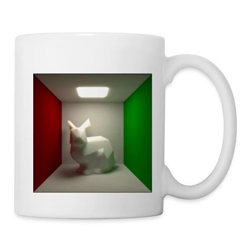 Bunny in a Box - Mug