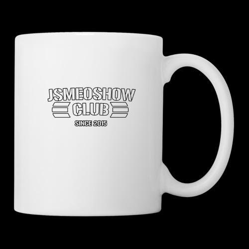 JSS Club - Mug blanc