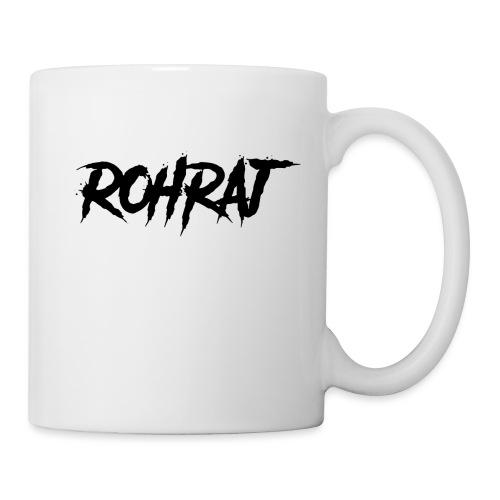 rohraj logo - Mug