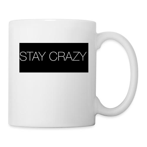 STAY CRAZY - Mugg