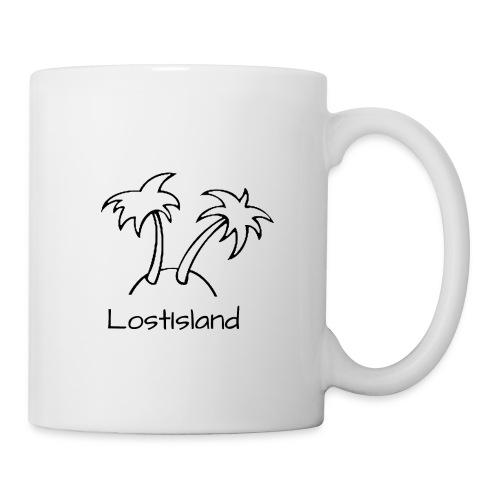 LostIsland ~ Palme - Tasse