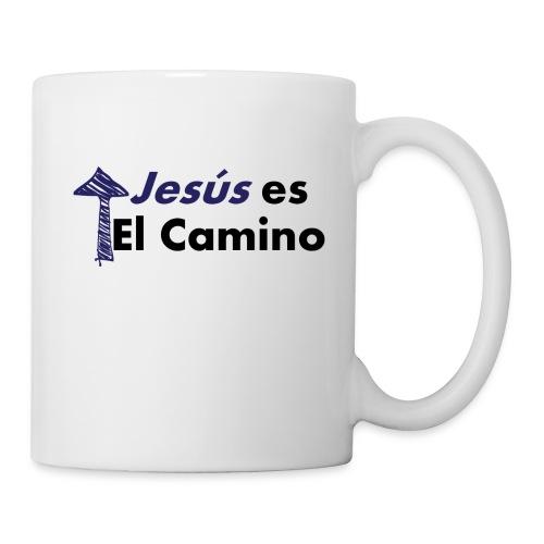 jesus el camino - Taza