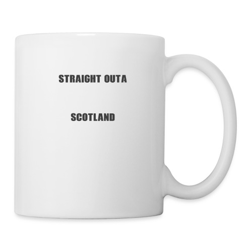 Straight Outa Scotland! Limited Edition! - Mug