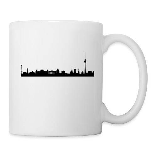 berlin skyline - Tasse