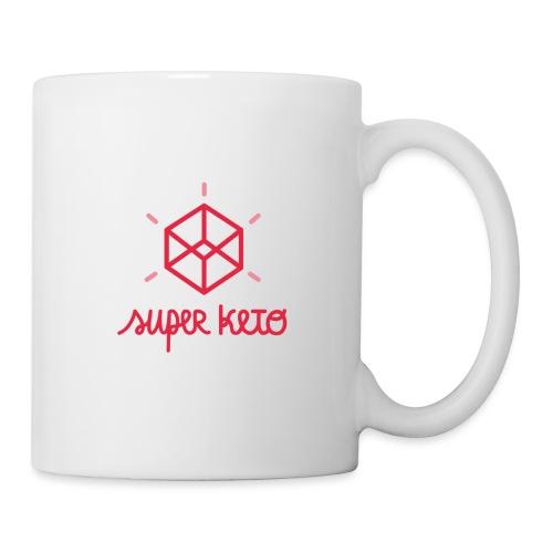 Super Keto - Mug blanc