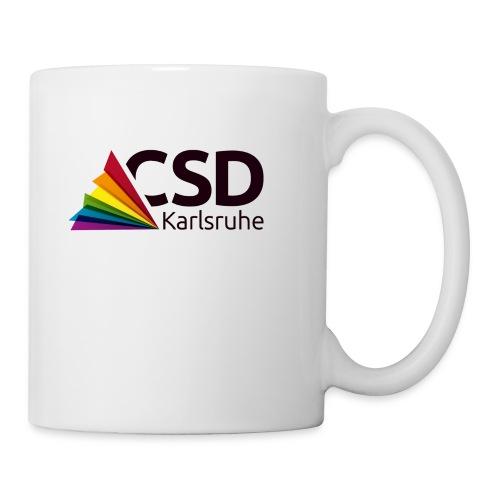 Logo CSD Karlsruhe - Tasse