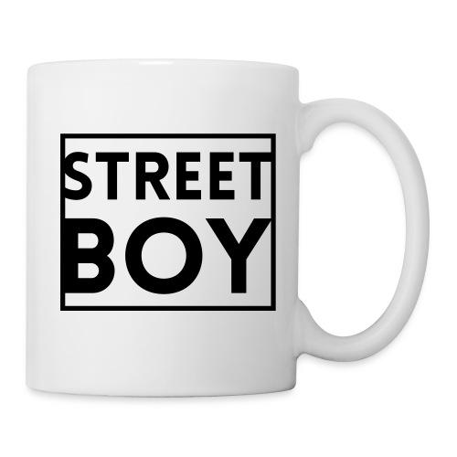 street boy - Mug blanc