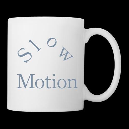 slow motion - Tasse