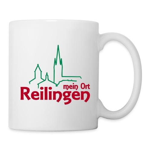 Mein Ort Reilingen - Tasse