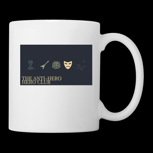 THE ANTI -HERO HERO CLUB T - Mug