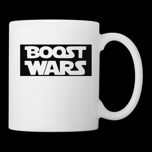 Boost Wars - Tasse