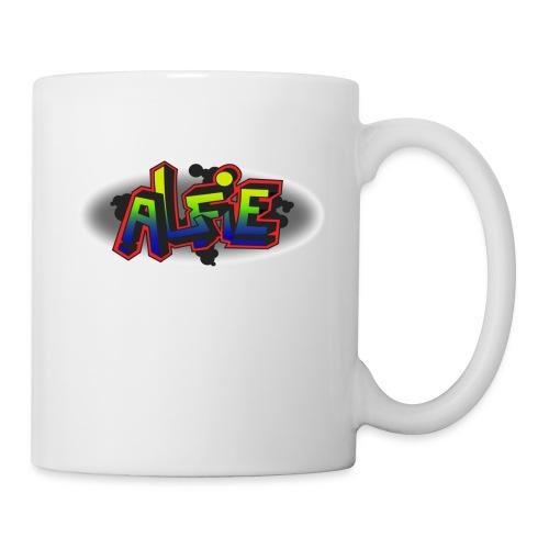 alfie Rainbow design - Mug