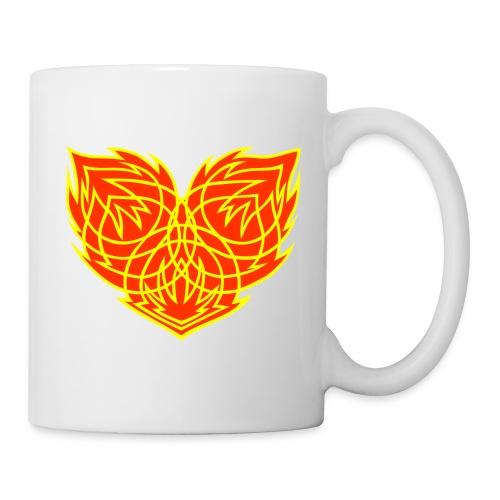 flames - Mug