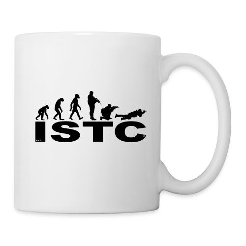 ISTC NOIR - Mug blanc