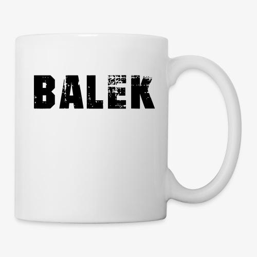 BALEK - Mug blanc
