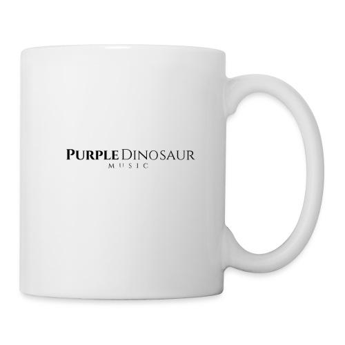 PDM Written Logo (Black) - Mug