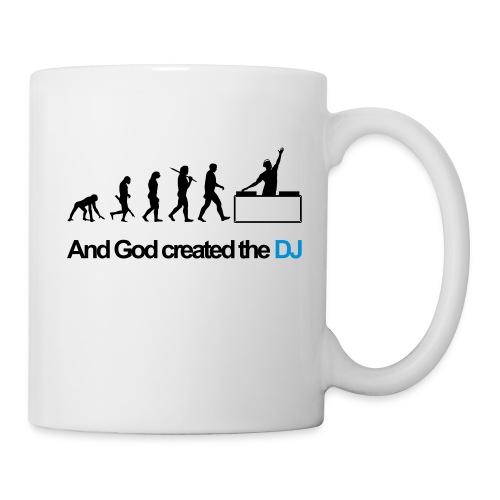 dj evolution - Mug blanc