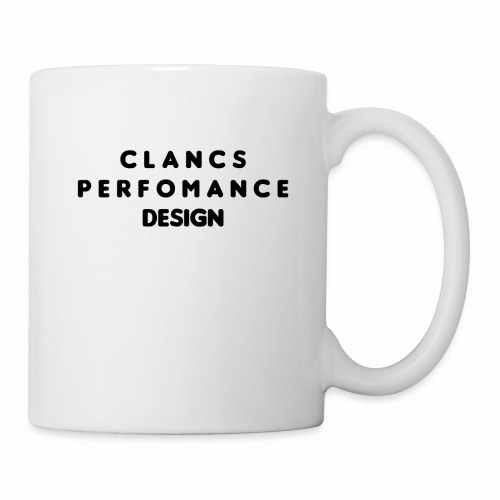 Clancs Perfomance New design - Mugg